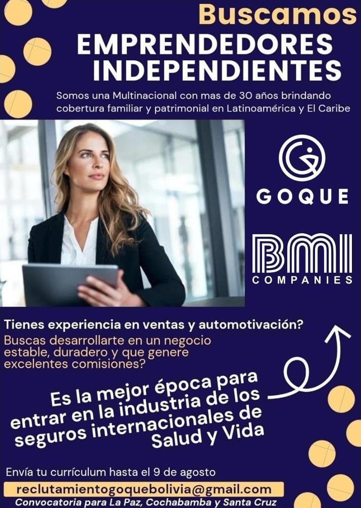COMPAÑÍA DE SEGUROS INTERNACIONALES con presencia en toda Latinoamérica y mas de 30 años en la industria de seguros